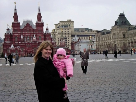 Adopted child in Russia with American parent